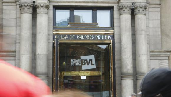 El indicador S&P/BVL Perú General, el más representativo de la bolsa, caía un -0.44%. (Foto: GEC).