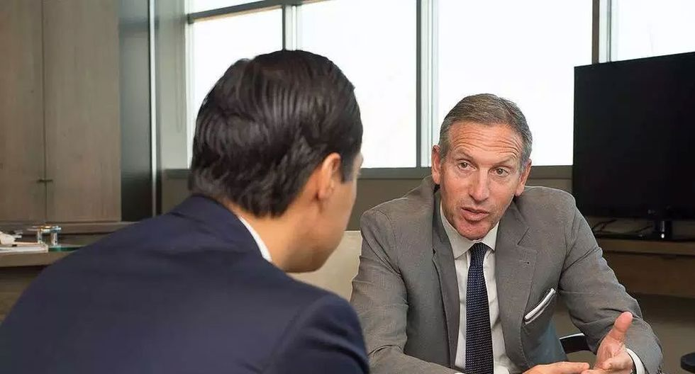 FOTO 5 | Howard Schultz (Foto: Flickr)