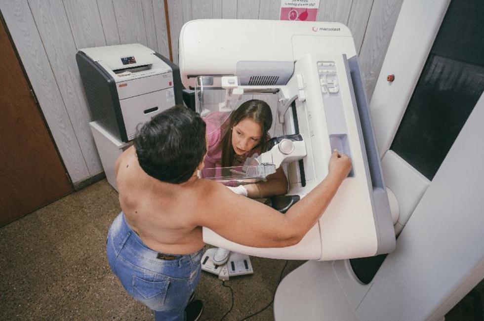 Mamotest ha realizado más de 210.000 mamografías. (Foto: MAMOTEST)
