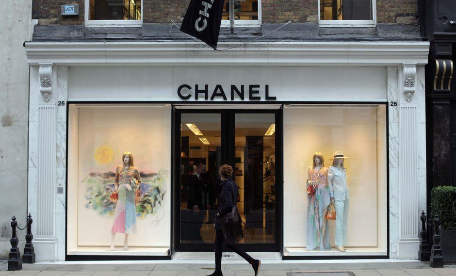 FOTO 4 | 4- Chanel – 10,383 mdd.