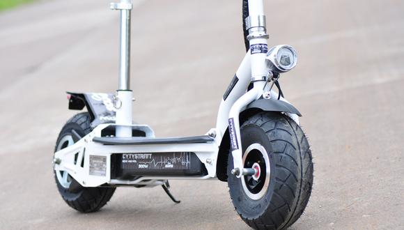 Scooter eléctricos (Foto: Ochoos)