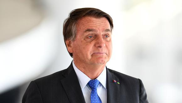 Jair Bolsonaro. (Foto: AFP)