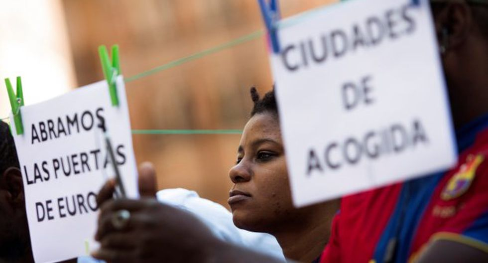 España aprobó 1.200 plazas para reasentar refugiados en 2019 (Foto: EFE)