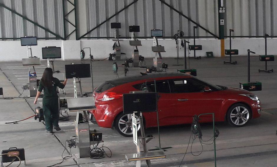 Medida. Se modificará el manual de inspecciones técnicas vehiculares. (Foto: GEC)