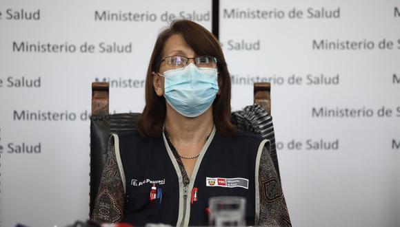 """""""Hay que reconocer a algunos empresarios que se han mantenido muy correctos manteniendo el precio y algunos industriales que han hecho conversión para producir oxígeno médico, pero siempre existe 'Pepe el vivo' """", dijo Mazzetti. (Foto: GEC)"""