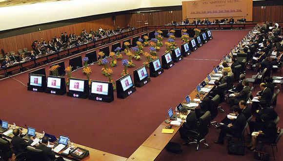 El foro APEC, fundado en 1989, representa el 60% del PBI mundial, más de la mitad del comercio global. (Foto: GEC)