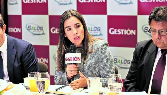 Ángela Flores, Directora Ejecutiva de Alafarpe.