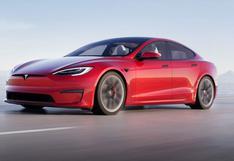 Musk presenta el Model S Plaid, el auto más rápido de Tesla