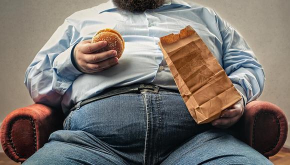 Los hombres obesos, víctimas muy frecuentes del coronavirus   MUNDO   GESTIÓN