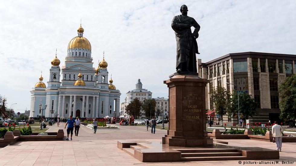 Saransk 16 de junio