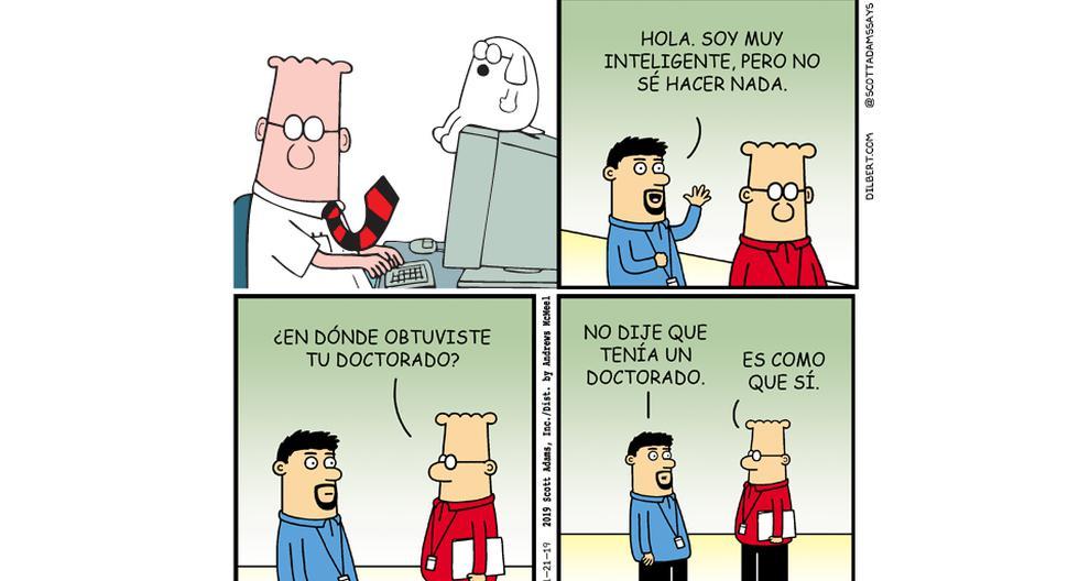 FOTO 1 | Dilbert