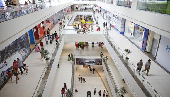 Alrededor de un 70% de los principales centros comerciales de Lima cuentan con elementos accesibles. (Foto: Manuel Melgar | GEC)