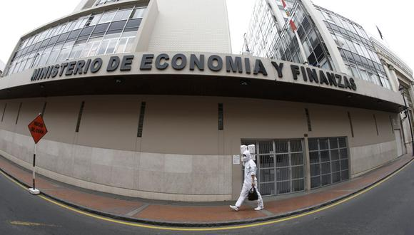 MEF. Será clave para definir nueva senda de consolidación fiscal en un entorno de necesidad de mayor gasto. (Foto: Francisco Neyra / GEC)