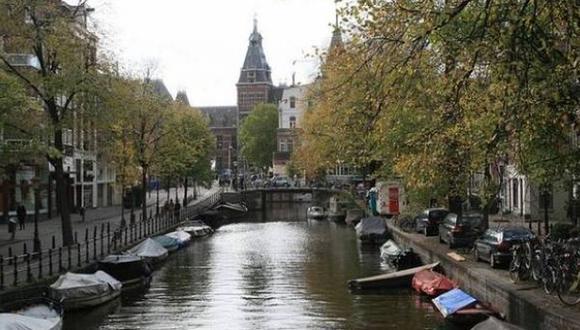 Ámsterdam. (Foto: Difusión)