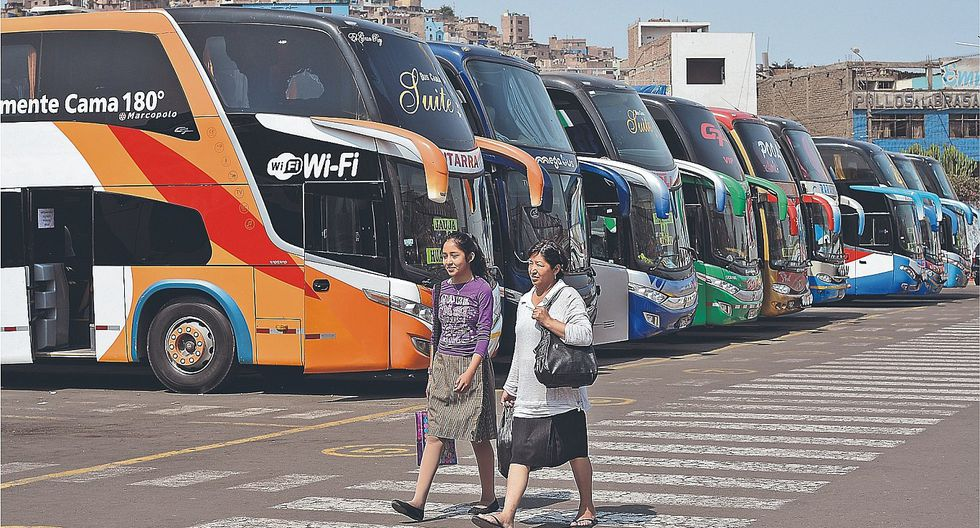 Comprar por internet abarata pasajes en buses interprovinciales