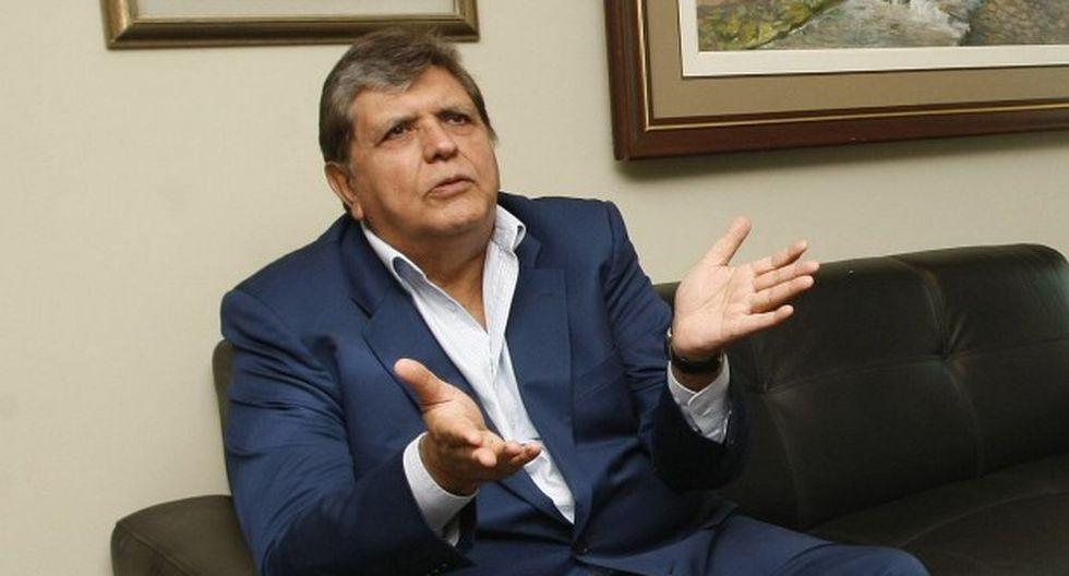 Secretario de Alan García aseguró que han presentado todos los correos a la fiscalía. (Foto: GEC / Video: Canal N)