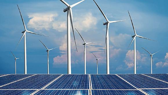 Energías renovables. (Foto:iStock)