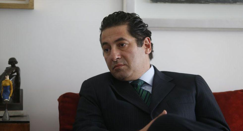 Salvador Heresi. (Foto: USI)