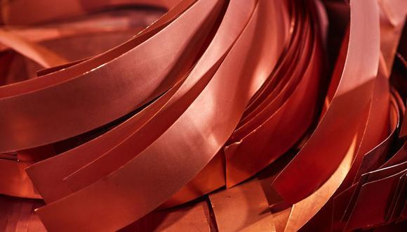 El impulso del cobre no significa que Palmer tenga una perspectiva negativa para el oro.