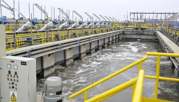 Planta de Tratamiento de Aguas Residuales (PTAR). (Foto: USI)