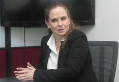 Claudia Cooper: regímenes especiales tributarios y laborales no ayudan a la formalización