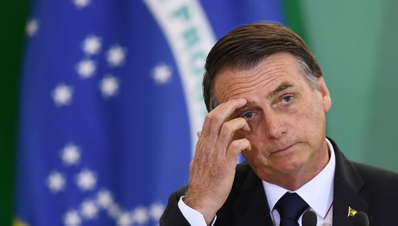 (AFP / EVARISTO SA).