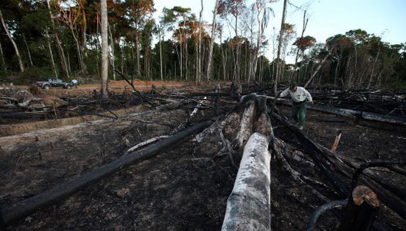 Sernanp ha informado estos hechos a la Fiscalía Provincial Especializada en Materia Ambiental de Ucayali Sede Atalaya. (Foto: GEC)