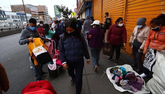 Centro de Lima (Foto: Hugo Curotto / Gec)