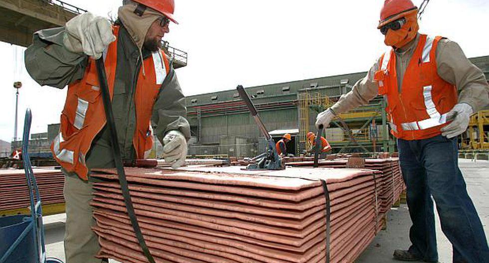 Gran parte del canal de transmisión del sector externo a la economía peruana es los precios del cobre y el crecimiento mundial, los cuales dependen de lo que sucede con el crecimiento de China.