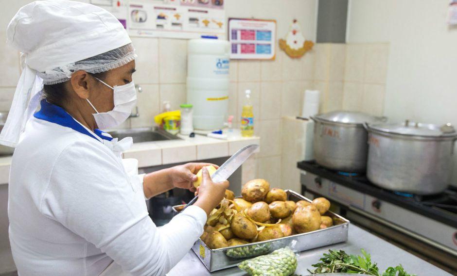 Hoy en el Congreso se debate el Predictamen para la modificar el alcance de la Ley 30021 de Alimentación saludable (Foto: Andina).