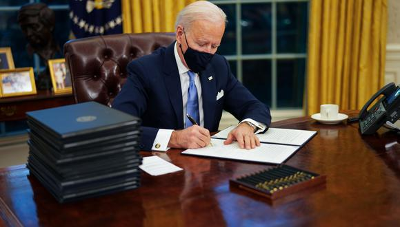 El presidente de Estados Unidos, Joe Biden. Foto: Doug Mills/The New York Times/Bloomberg