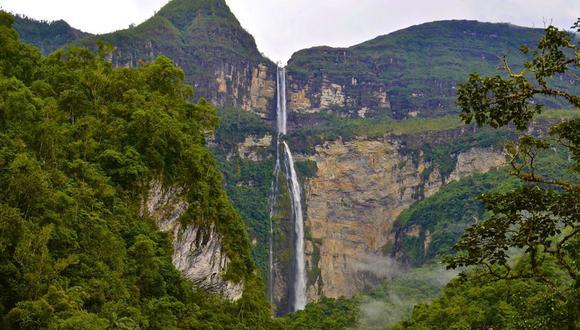 Dentro de la cartera de proyectos de inversión del Mincetur figura el mejoramiento de los servicios turísticos de acceso hacia la Catarata de Gocta, región Amazonas. (Foto: Shutterstock)