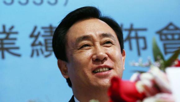 La empresa de Xu Jiayin, Evergrande, está al borde del colapso por una deuda de unos US$300,000 millones. (Foto: Getty Images)