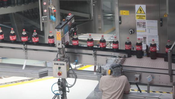 Coca Cola. (Foto: USI)