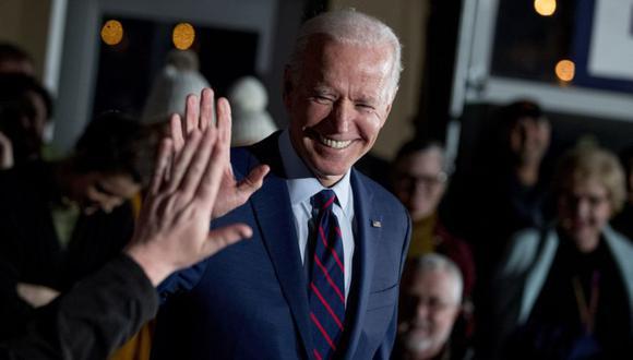 """Para el líder demócrata, su equipo reúne """"experiencia y liderazgo"""" y anticipó que dará ejemplo. (AP Photo/Andrew Harnik)"""
