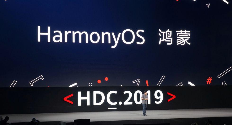 Director ejecutivo de la división de consumo de Huawei, Richard Yu.