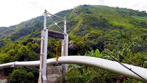La compañía costarricense Matech realiza un estudio batimétrico con tecnología 3D en el Ramal Norte del Oleoducto Norperuano. (Foto: Difusión)
