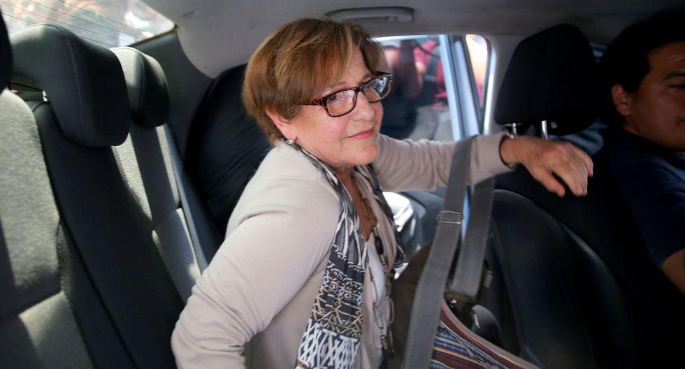 Susana villarán ( Foto: Andina)