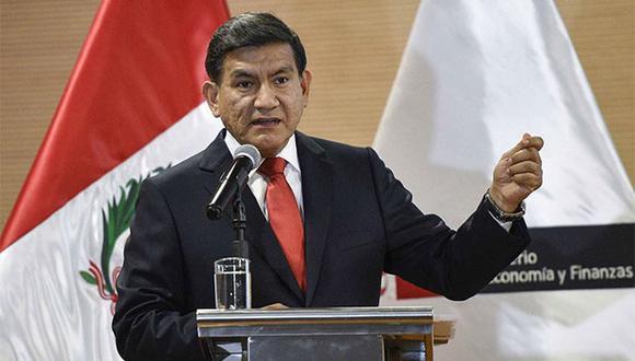 Carlos Morán anunció plan piloto para controlar las actividades de los venezolanos que ingresan al Perú. (Foto: Agencia Andina)