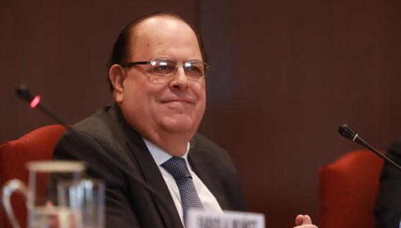 Las propuestas legislativas que salen serán más conversadas con el Gobierno, afirmó Julio Velarde (Foto: GEC)