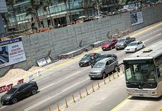 Vía Expresa: Reducirán carril por obras del Metropolitano
