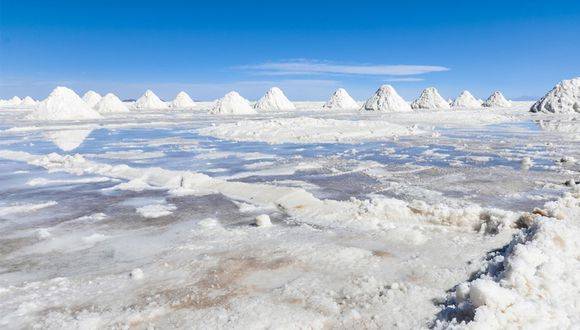 Salar de Uyuni, Bolivia. (Foto: Shutterstock)