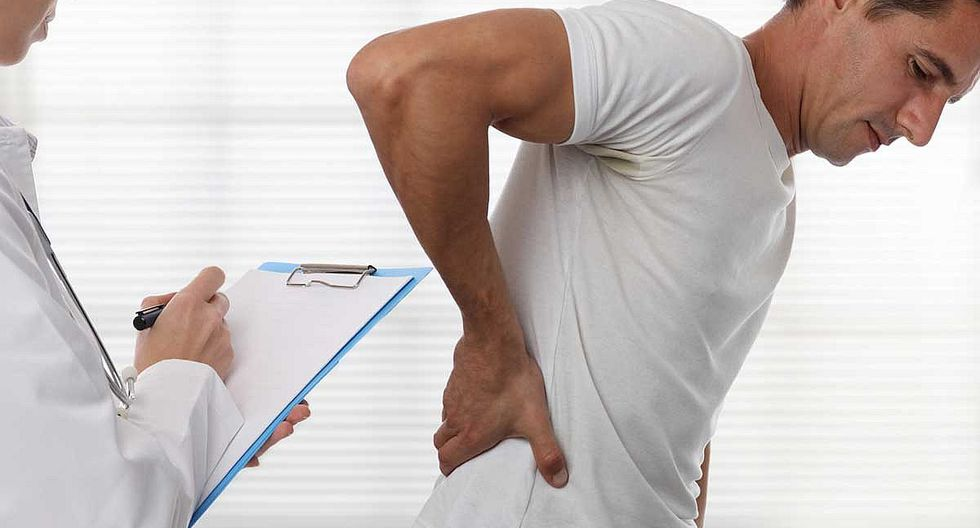 El mejor tratamiento no es médico: realice ejercicios de estiramiento, manténgase en movimiento, no renuncie al trabajo ni permanezca tirado en la cama durante días.