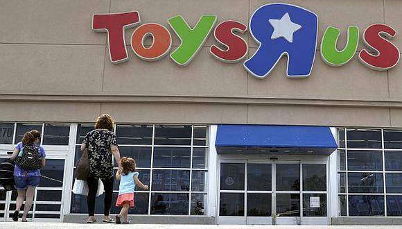 Toys R Us generó ventas por US$3,000 millones en el 2018. (Foto: AP)