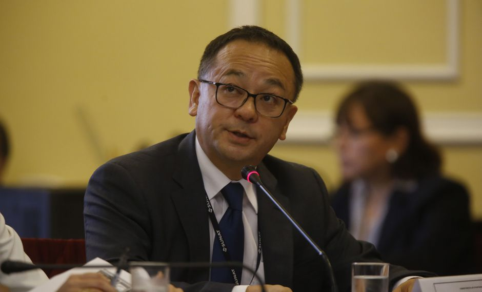 Victor Shiguiyama, superintendente de la Sunat. (Foto: USI)