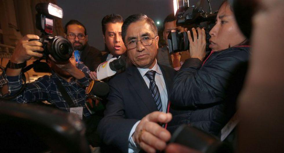 El ex juez supremo César Hinostroza huyó a España luego que se dictara impedimento de salida del país en su contra el año pasado. (Foto: GEC)