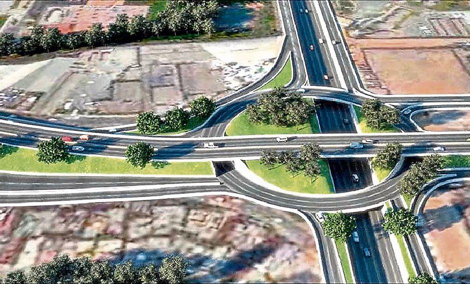 Características del proyecto. Tiene como fin implementar una autopista de 33.2 kilómetros de longitud. (Foto: Difusión)