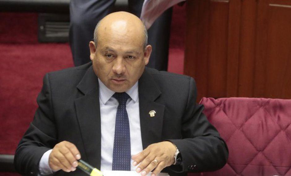 Moisés Guía Pianto (Contigo) es el nuevo presidente de la Comisión de Justicia y Derechos Humanos. (Foto: GEC)