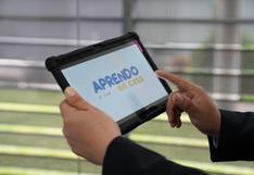 A dos meses de terminar el año escolar, llega el primer lote de tablets  que serán entregadas en octubre