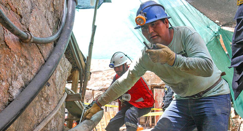 El año pasado se formalizaron aproximadamente a 7,000 mineros, según el MEM.
